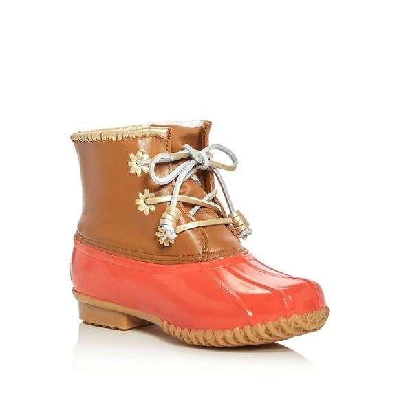19debec3ee3 Jack Rogers Shoes - Jack Rogers Womens Rainboots Duckboots Size 5